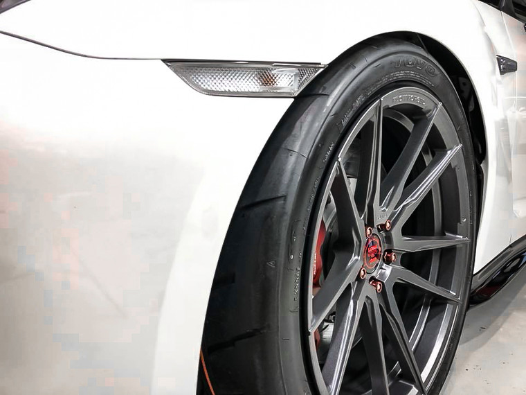 CUSTOM FORGED CONCAVE WHEELS NISSAN GTR WHEELS | LOMA RS-F1 SUPER CONCAVE