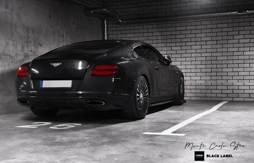 FORGED LUXURY WHEELS BENTLEY GT | LOMA WHEELS