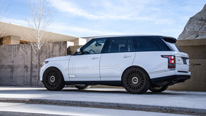 RANGE ROVER | custom forged luxury concave wheels