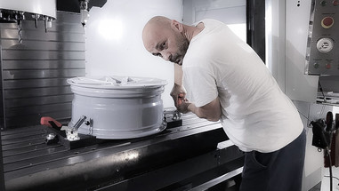LOMA Custom Forged Concave Luxury Wheels   the making of