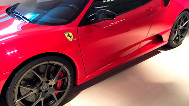 Three Piece Wheels Stream | Ferrari 430 Scuderia