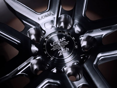 LOMA Wheels - The difference between something good and something great is attention to details!