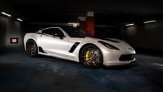 Corvette Aftermarket Wheels Rims. Pic-7