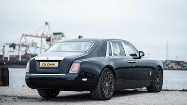 ALLOY FORGED RIMS ROLLS ROYCE PHANTOM | LOMA SOTS 1451 FREEMASON WHEELS