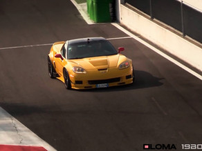 DRIVING THE LOMA GT2 CORVETTE WIDE BODY FROM MONDAY TO FRIDAY TO WORK - RACING IT ON WEEKEND!