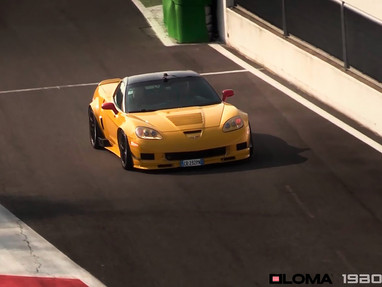 C6 Corvette Widebody Kit for racing fun on your weekends.