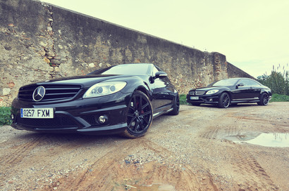 ALLOY FORGED RIMS MERCEDES CL500 | LOMA WHEELS