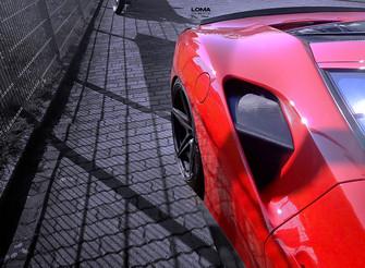 ALLOY FORGED RIMS FERRARI 488 | LOMA GTO-SL