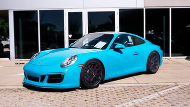 ALLOY FORGED RIMS PORSCHE 992 | LOMA GT3-SL WHEELS