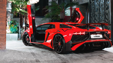 ALLOY FORGED RIMS LAMBORGHINI AVENTADOR SV | LOMA GT3-SL WHEELS