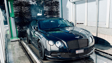 ALLOY FORGED RIMS BENTLEY GT | LOMA SP1-SL WHEELS