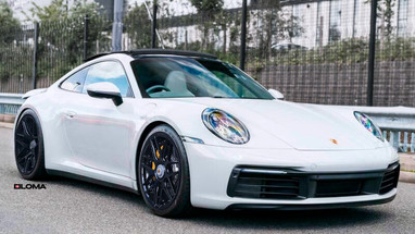 ALLOY FORGED RIMS PORSCHE 992 | LOMA GTC-SL WHEELS
