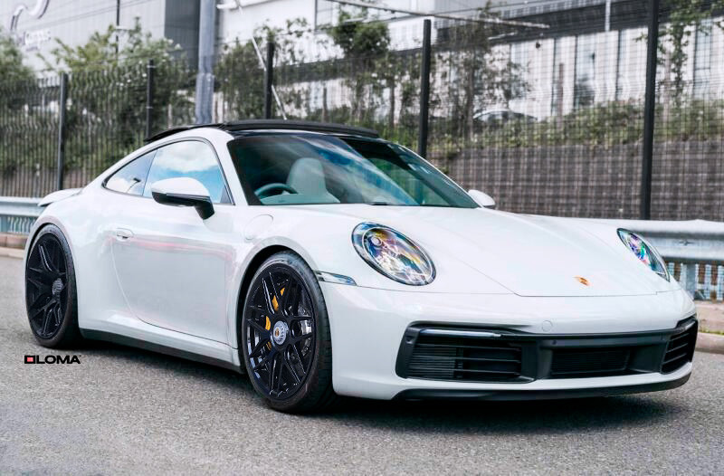 porsche-992-4s-tuning-forged-rims-loma-wheels