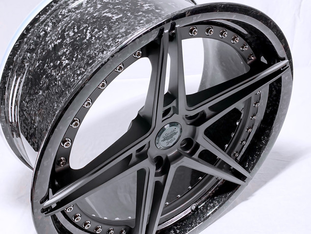 LOMA WHEELS | FORGED CARBON