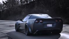 Corvette Aftermarket Wheels Rims. Pic-36