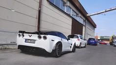 Corvette Aftermarket Wheels Rims. Pic-16