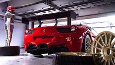 LOMA WHEELS | Ferrari 458 SP8