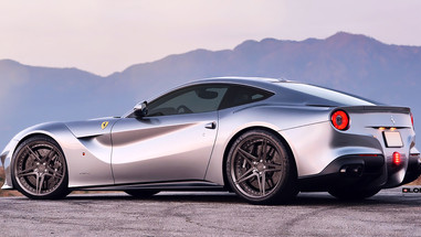 ALLOY FORGED RIMS FERRARI F12 BERLINETTA | LOMA GTO-SL