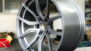 Liquid Silver | LOMA wheels