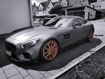ALLOY FORGED RIMS MERCEDES AMG GT | LOMA SP1-SL WHEELS