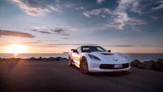 Corvette Aftermarket Wheels Rims. Pic-4