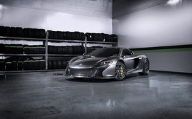 ALLOY FORGED RIMS MCLAREN 650S | LOMA SP1-SL WHEELS