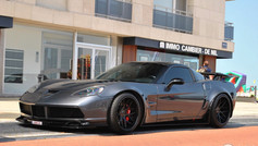 Corvette Aftermarket Wheels Rims. Pic-24