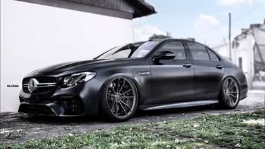 ALLOY FORGED RIMS MERCEDES E63 AMG | LOMA GT3-SL WHEELS