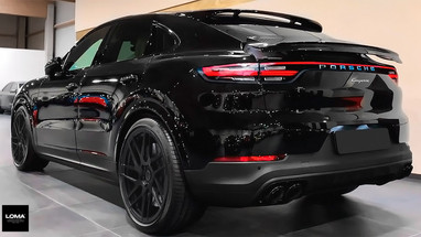 ALLOY FORGED RIMS PORSCHE CAYENNE COUPE | LOMA SUPERFLOW