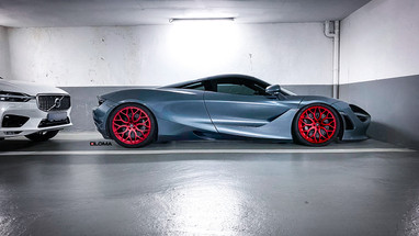 LUXURY FORGED CONCAVE WHEELS MCLAREN 720S | LOMA WHEELS