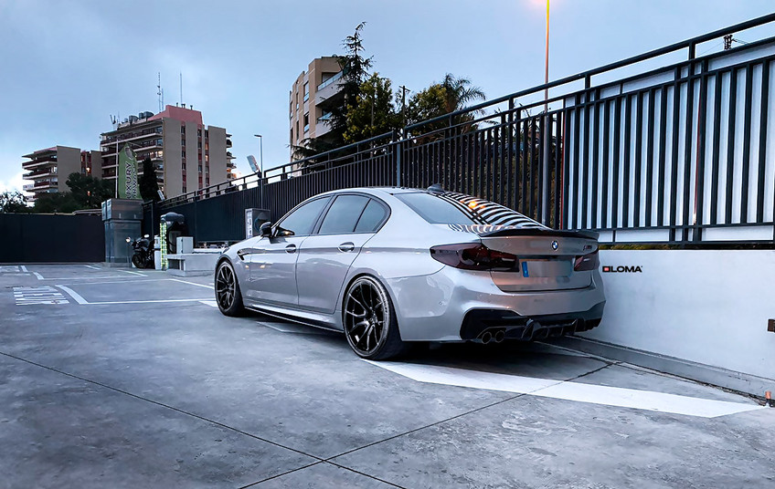 ALLOY FORGED RIMS BMW M5 | LOMA RS1-SL