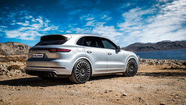 Three Piece Wheels | Porsche Cayenne