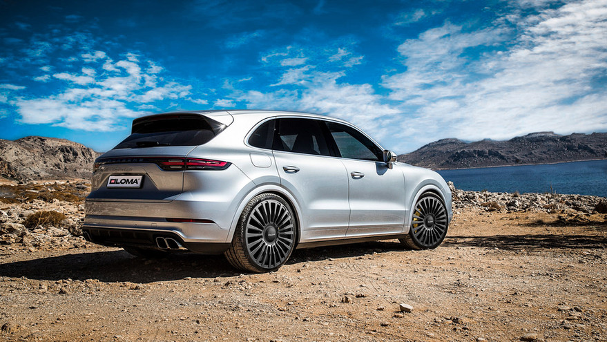 FORGED LUXURY WHEELS PORSCHE CAYENNE TURBO COUPE | LOMA WHEELS
