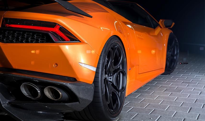 LOMA WHEELS   Lamborghini Huracan Spyder