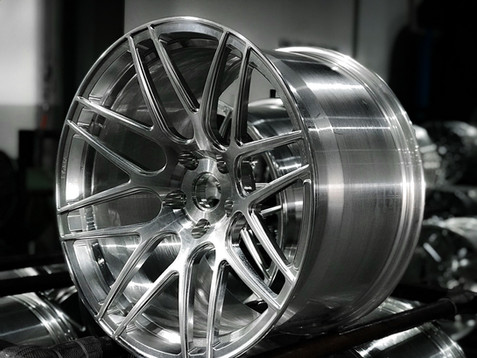 Custom Forged Concave Wheels LOMA GTC-SL
