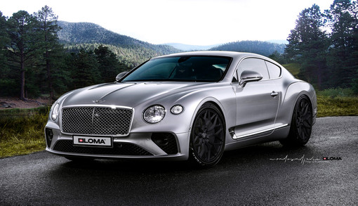 LUXURY FORGED CONCAVE WHEELS BENTLEY GT | LOMA WHEELS