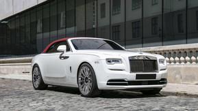 ROLLS ROYCE DAWN | custom forged luxury concave wheels