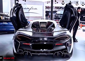 LOMA MCLAREN 570S TUNING WITH SOME LOVELY LOOKING CARBON PARTS