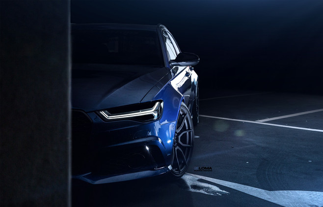 ALLOY FORGED RIMS AUDI RS6 | LOMA RS1-SL