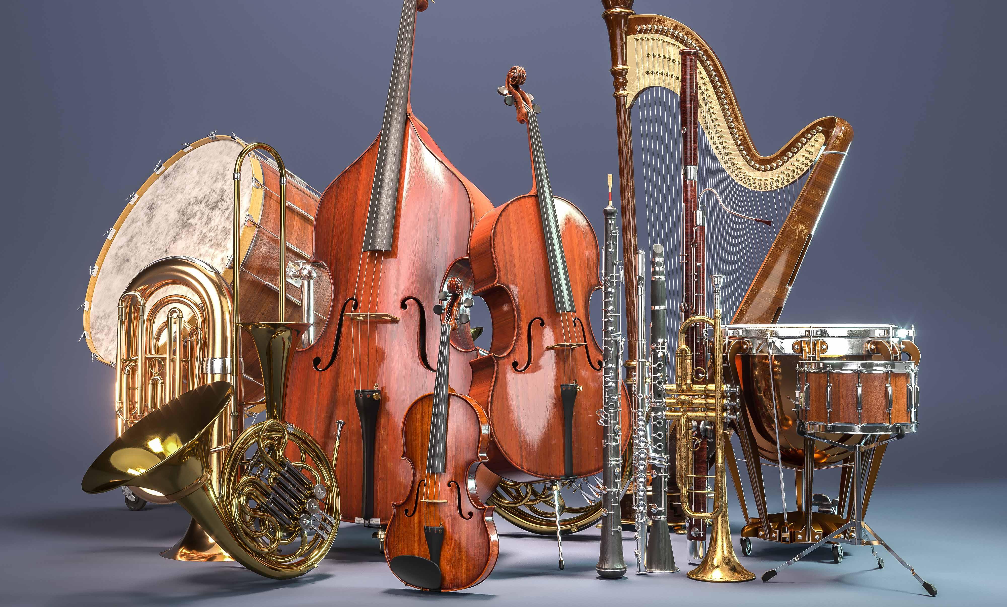 Orchestration masterclasses