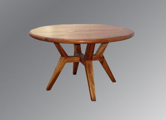 Sleek Round Coffee Table