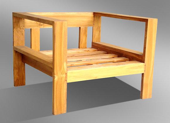 Sanur Deep Seating 1 Seater