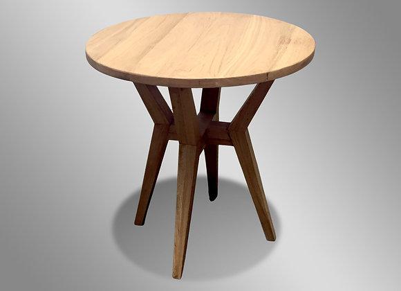 Sleek Round Side Table