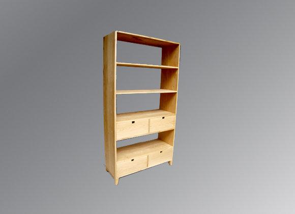 Casti Bookshelf