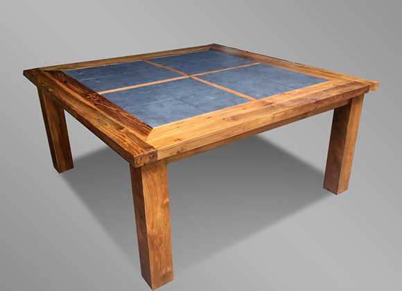 Tile Square Dining Table