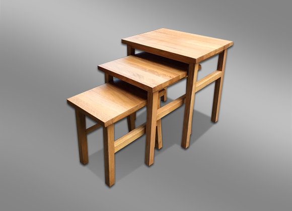 Lutry Nestling Table Set