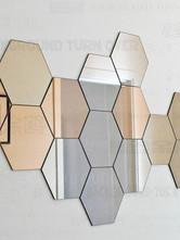 Combinación de espejos de colores
