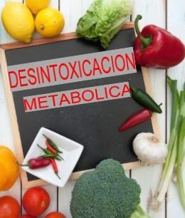La desintoxicación metabólica, esencial para la salud.