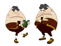 """Humpty Dumpty"", Lewis Carroll"