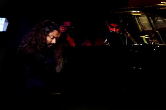 Ramu Raj Live Piano
